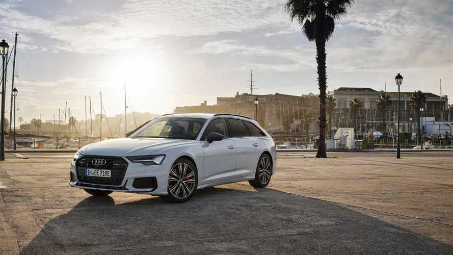 Audi A6 Avant 55 TFSIe: híbrido enchufable, también para el familiar