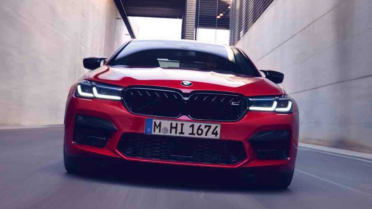 2020 BMW M5 / M5 Competition