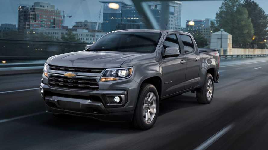 2021 Chevrolet Colorado Finally Shows Its Silverado-Themed Facelift