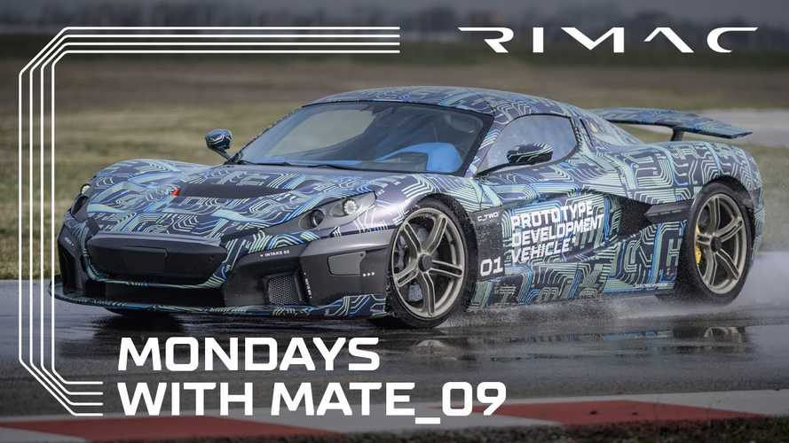 Ride Along With Rimac Founder And Test Driver In The C_Two