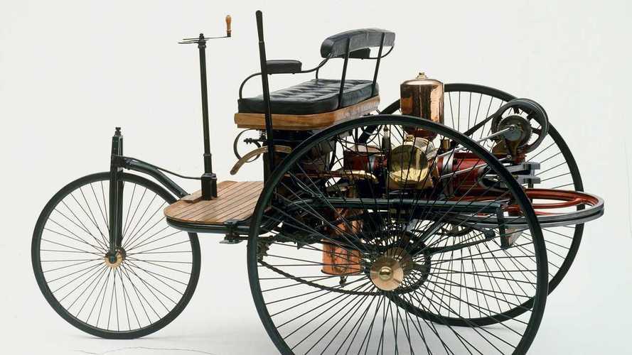 Historia de los volantes de Mercedes-Benz