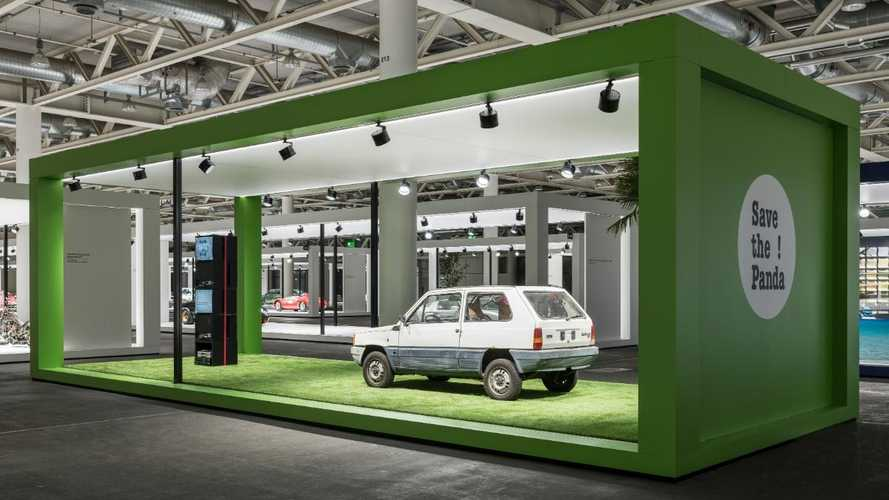 Grand Basel's star attraction is...a clapped-out Fiat Panda?