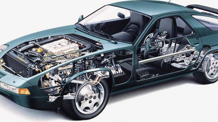 The V10 Porsche 928 that never was