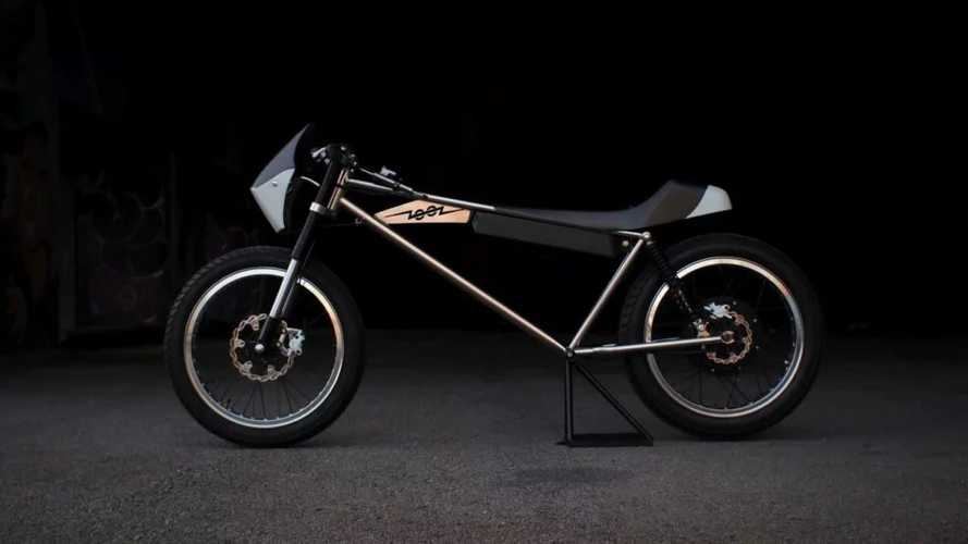 Start-Up Creates Concept E-Bike Modeled After A Café Racer