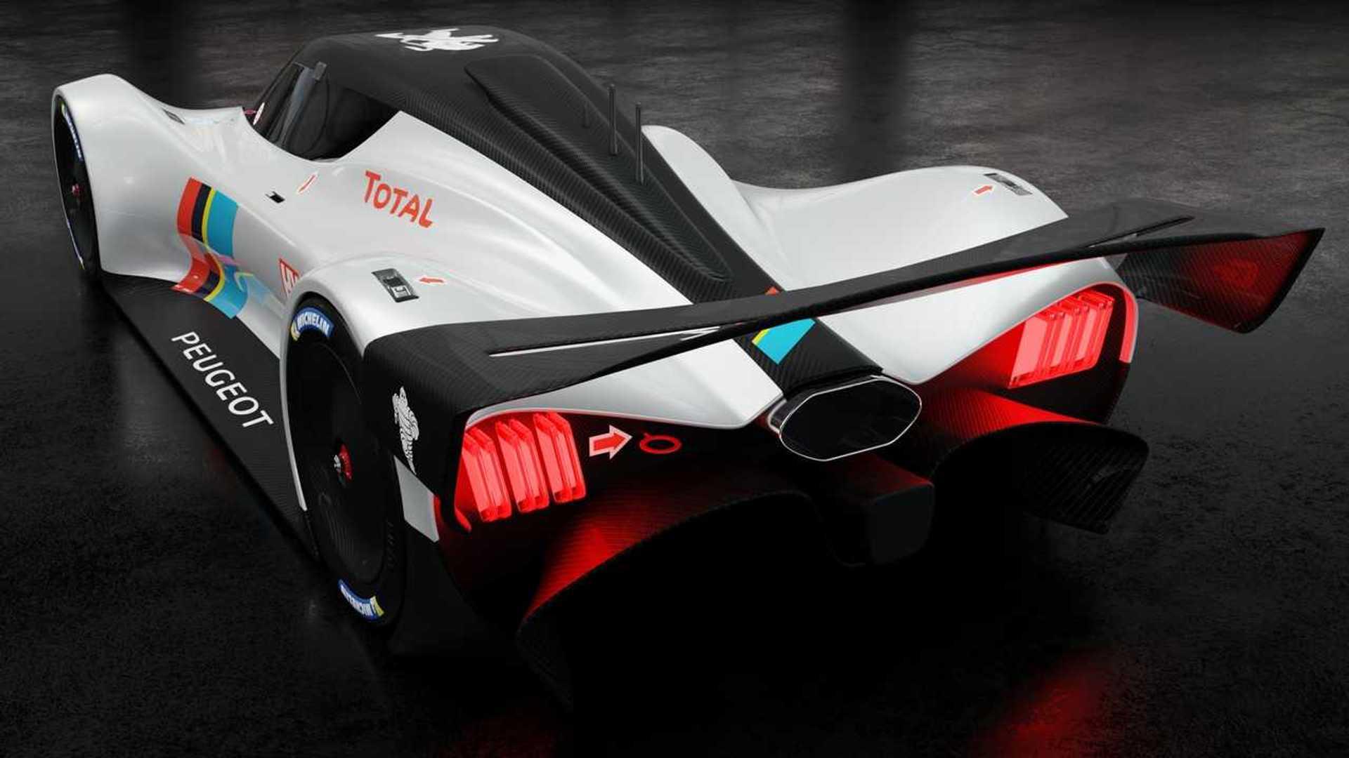 [Sport] L'actualité des circuits - Page 13 Peugeot-hypercar-concept