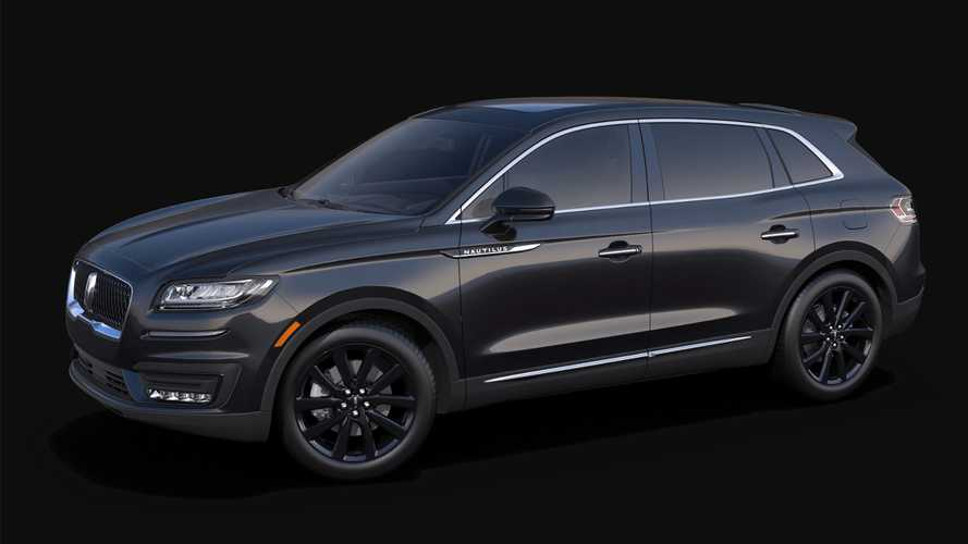 2020 Lincoln Nautilus Gets Monochromatic Package For A Classy Look