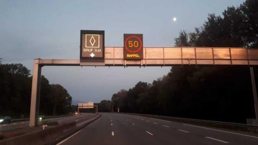 Une voie dédiée au covoiturage va être inaugurée sur l'A48