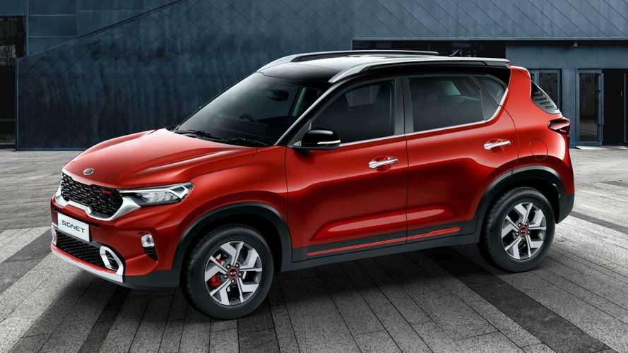 Kia Sonet 2020: mini-SUV estreia com visual arrojado e promete alcance global