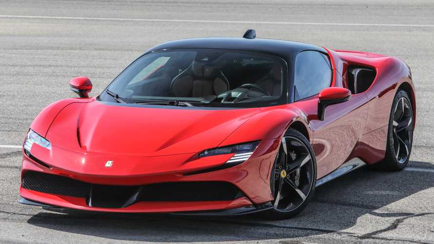 Ferrari Boss Doesn't See The Company Ever Going Fully Electric