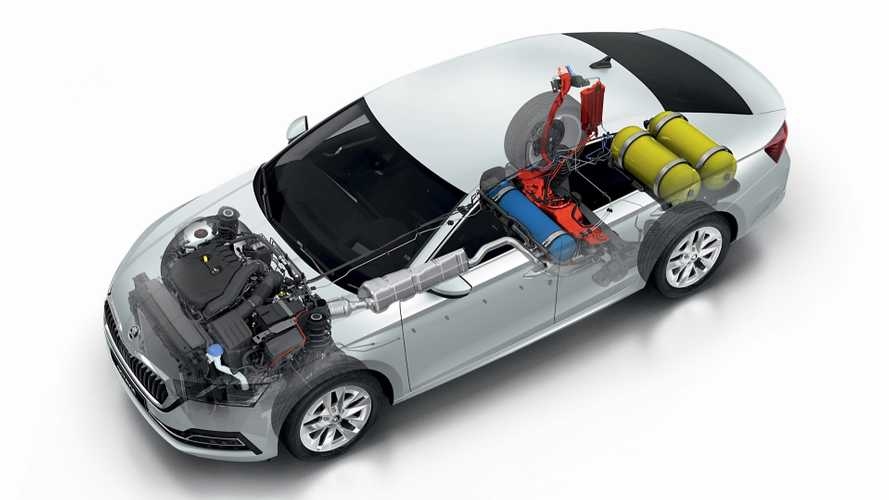Skoda Octavia G-Tec (2020): Erdgasversion des neuen Octavia auch als Limousine?