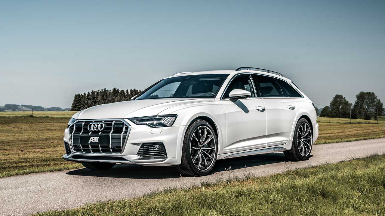 2020 Audi Allroad Exterior
