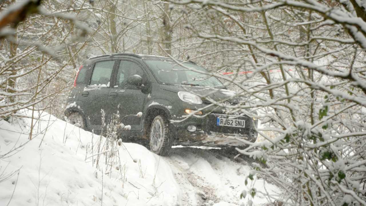 2012: Fiat Panda III 4x4