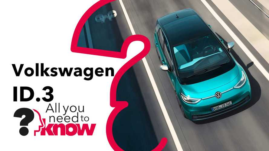 Volkswagen ID.3: Everything You Need To Know
