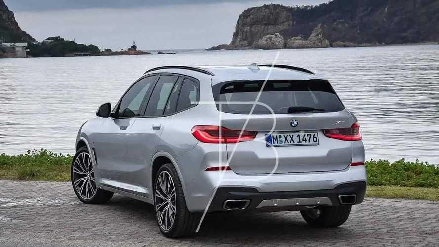 Novo BMW X1 2021 - Projeções