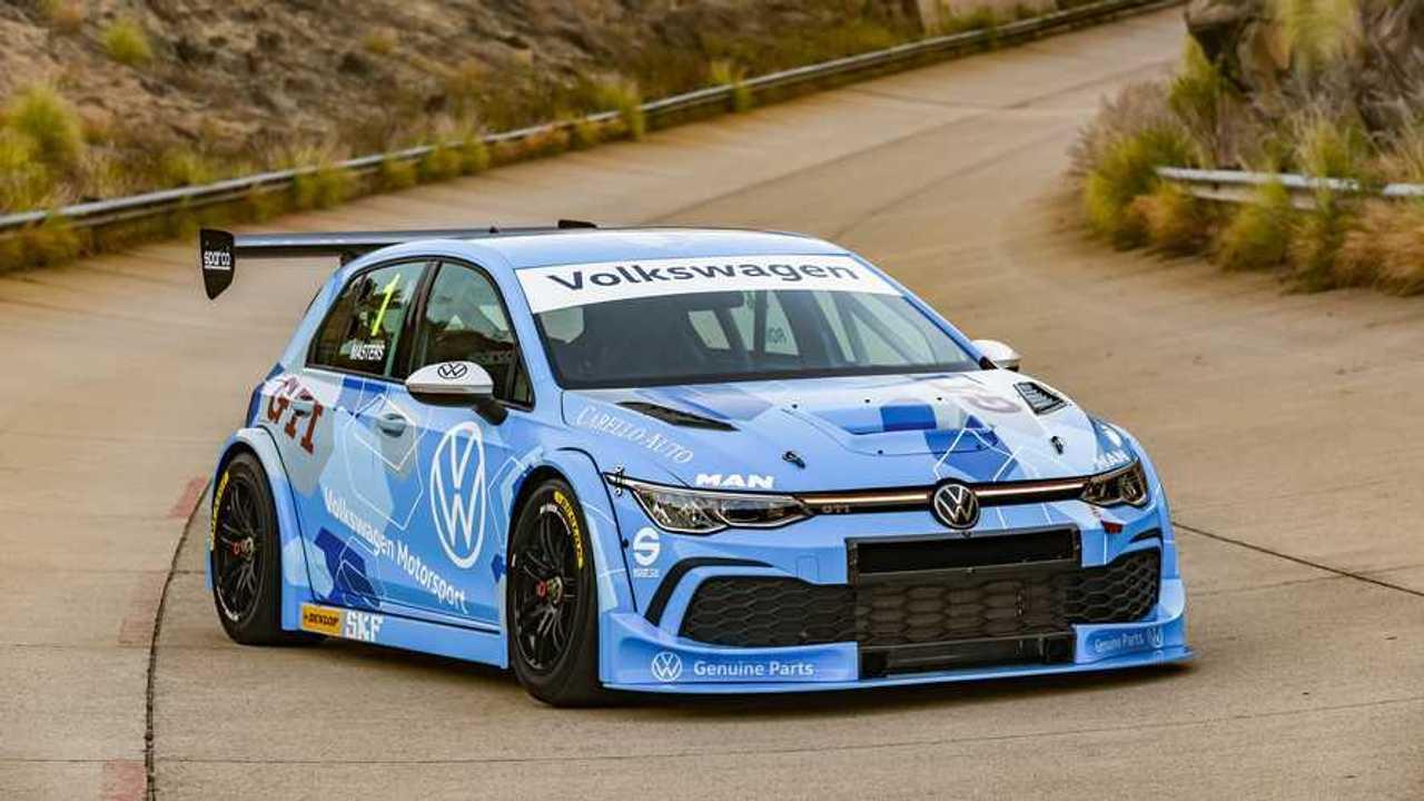 VW Golf GTI GTC Race Car