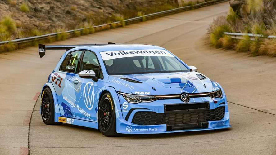 VW Golf 8 GTI GTC: Scharfer Rennwagen für Südafrika