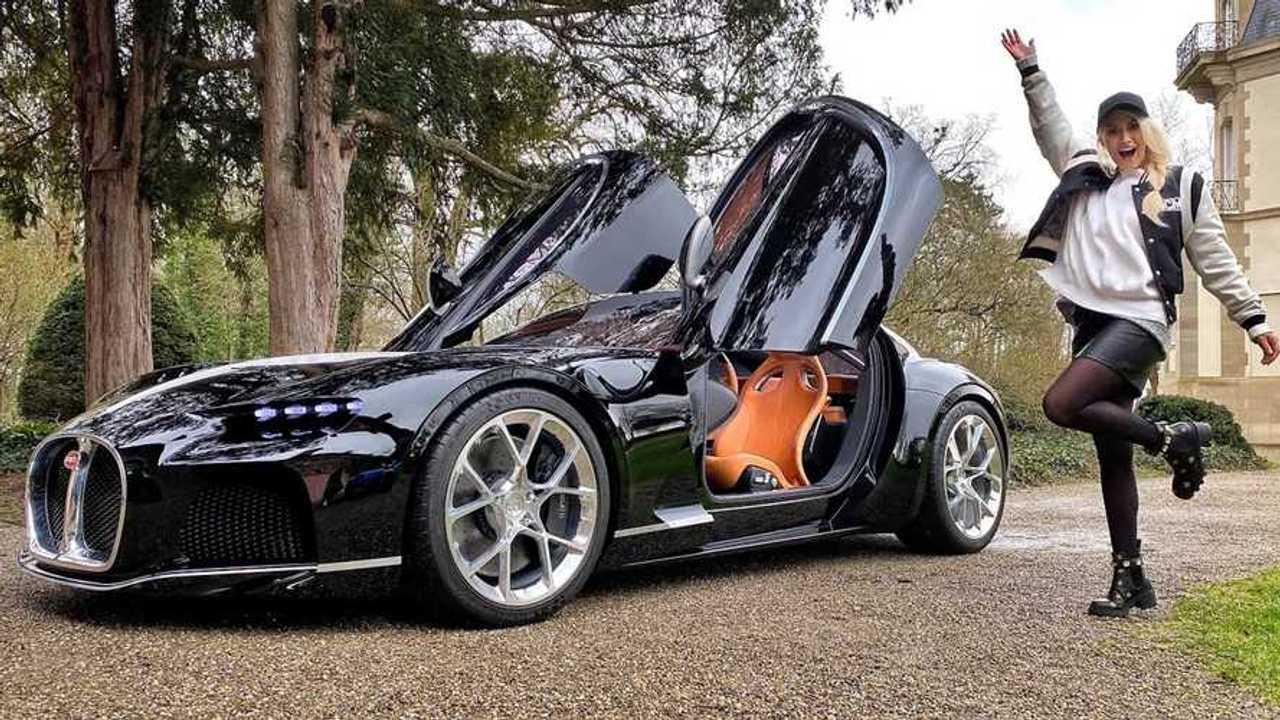 Supercar Bondie