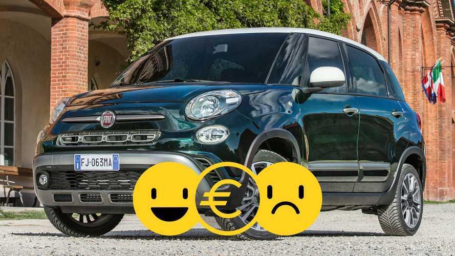 Promozione Fiat 500L, perché conviene e perché no