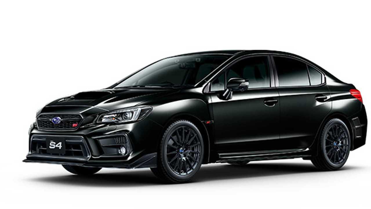 Subaru WRX S4 STI Sport #