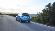 Renault Zoe tesztvezetés