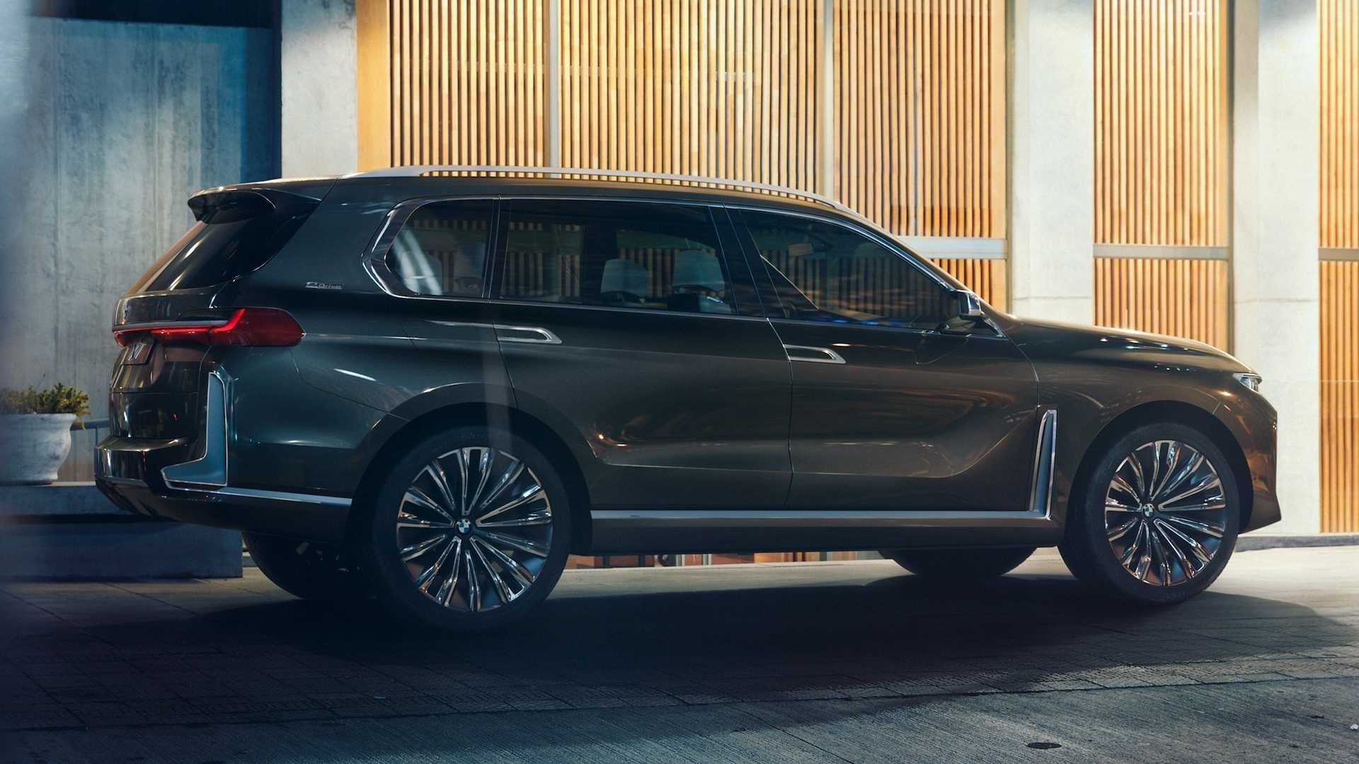 BMW X8 M Could Gets Its Own Platform, No X7 M Planned: Report - Motor1