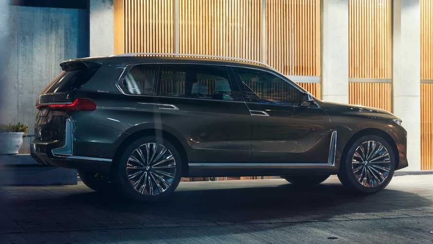 BMW X8 M could gets its own platform, no X7 M planned - report