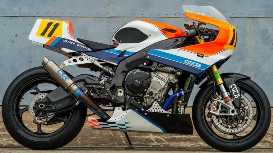 Retro Racer #11: 2017 BMW S 1000 RR