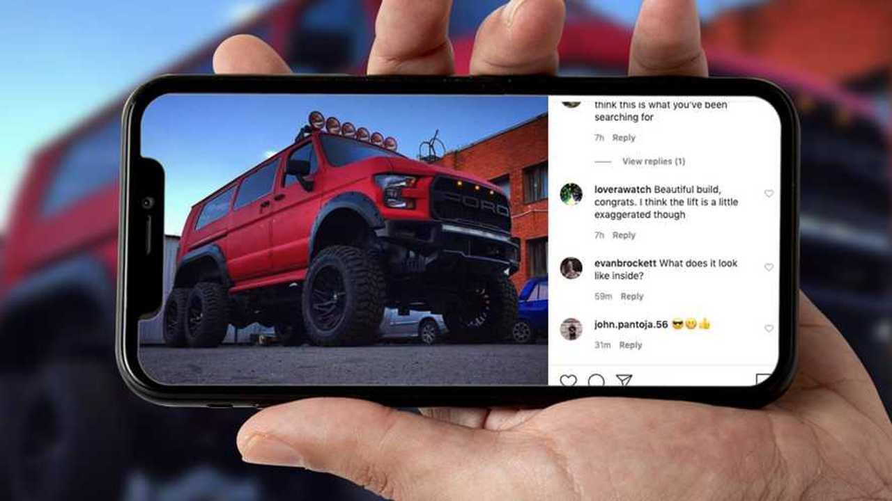 Ford RaptorBus Build