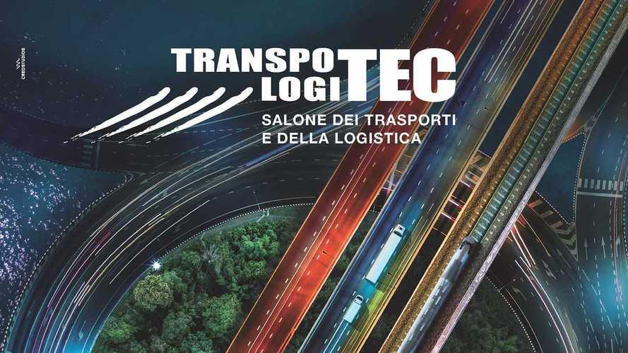 Transpotec Logitec 2021 a Milano dal 18 al 21 marzo