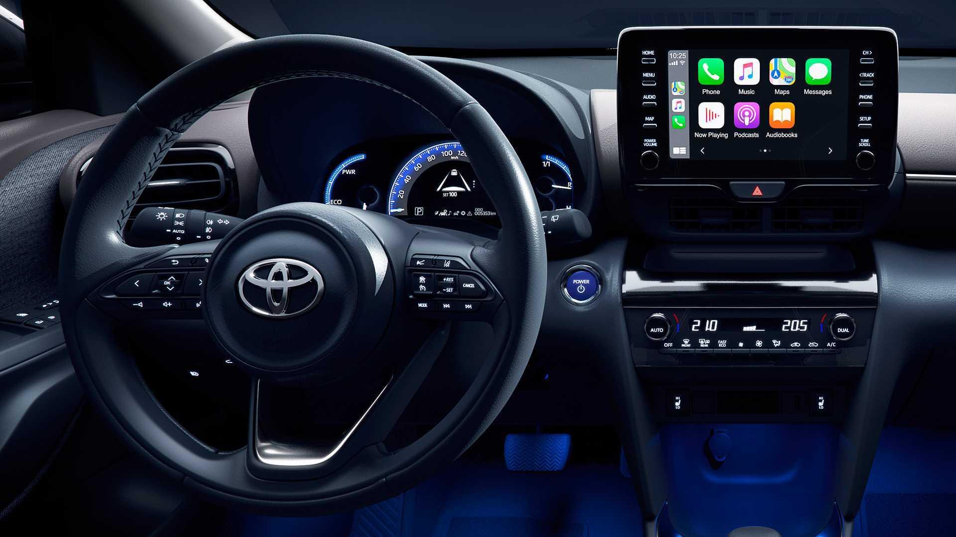 Toyota Yaris Cross (2020) 20