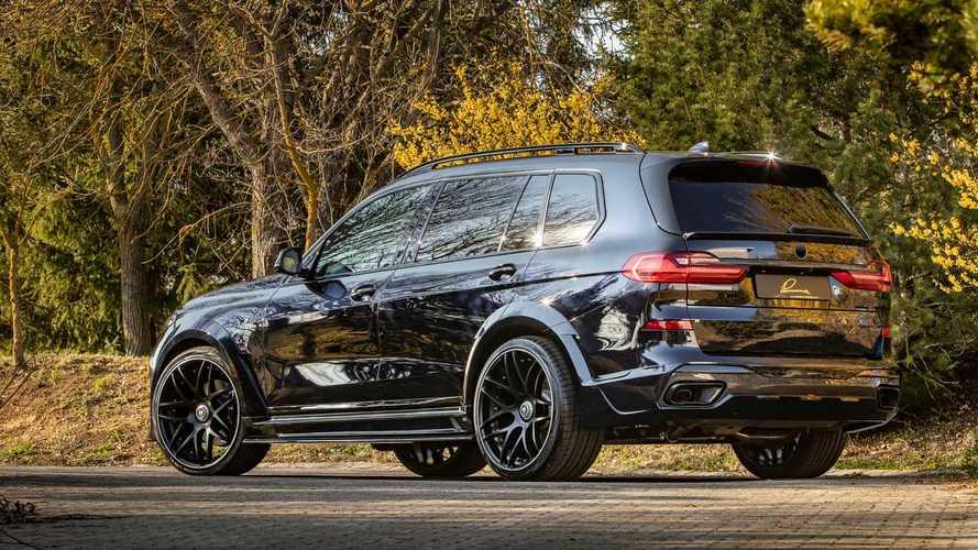 BMW X7 CLR by Lumma Design