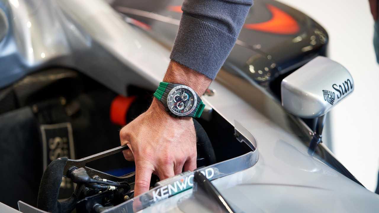 Speedtrap Watch