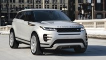 2021 range rover evoque reveal