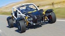 Ariel Nomad R: Offroad-Leichtgewicht kriegt 340-PS-Kompressor