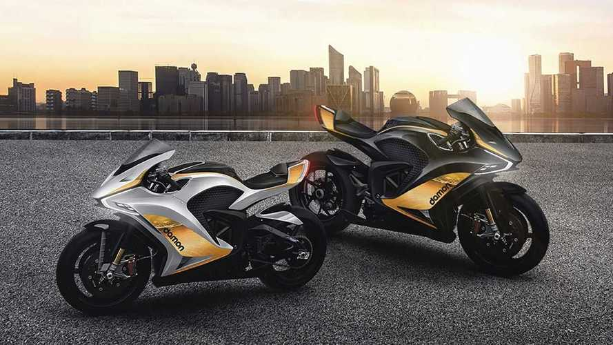 5 Most Powerful Electric Motorcycles On The Market