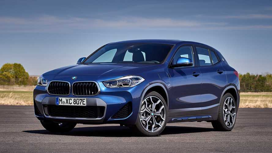 BMW X2 xDrive25e Is A Rakish PHEV Crossover With 35 Miles Of Electric Range