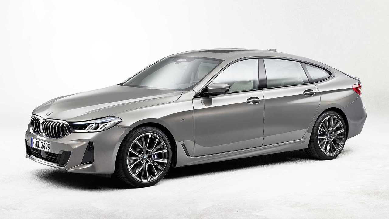 BMW 6-os Gran Turismo sorozat (2020)
