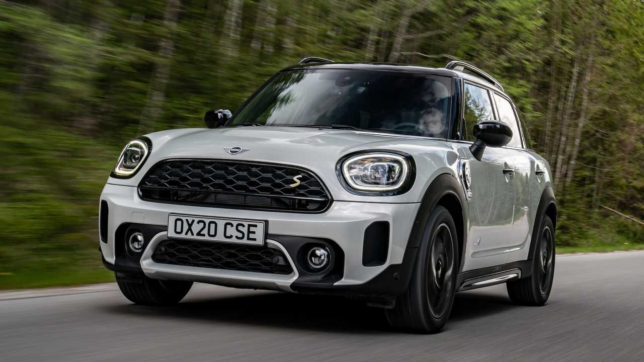 2020 Mini Cooper Countryman Specs and Review