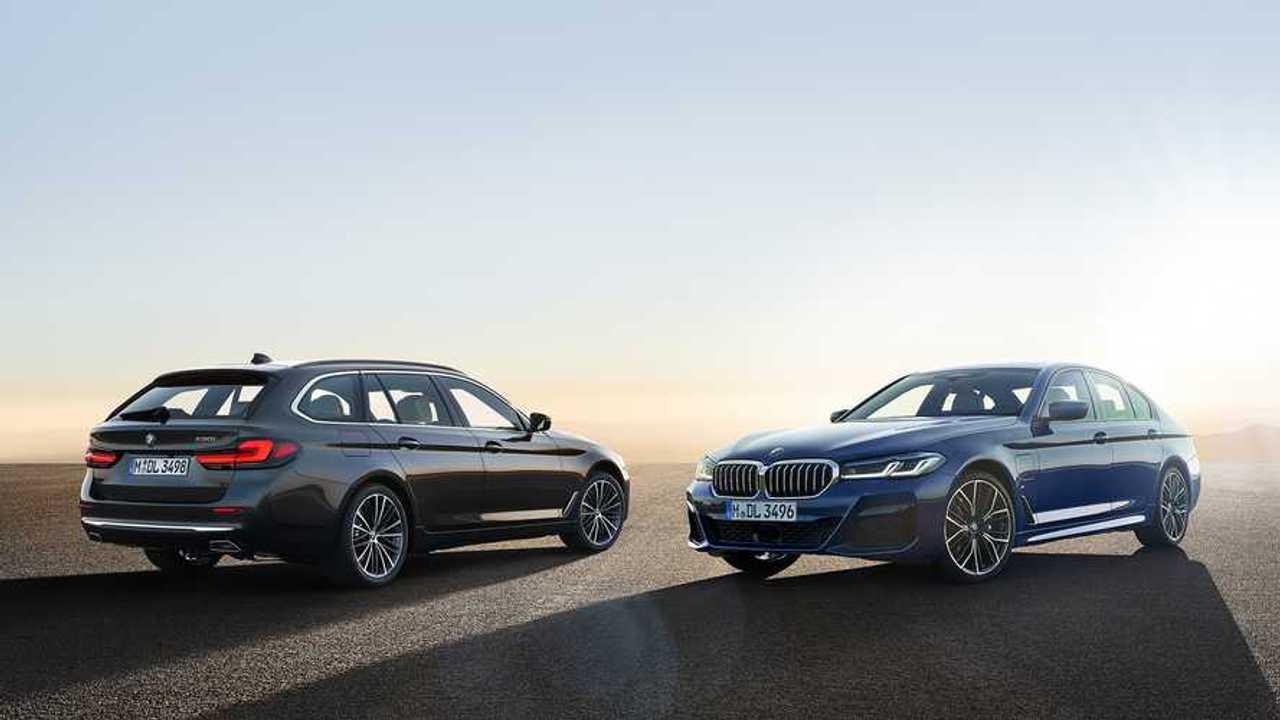 2020 BMW 5 Serisi Touring