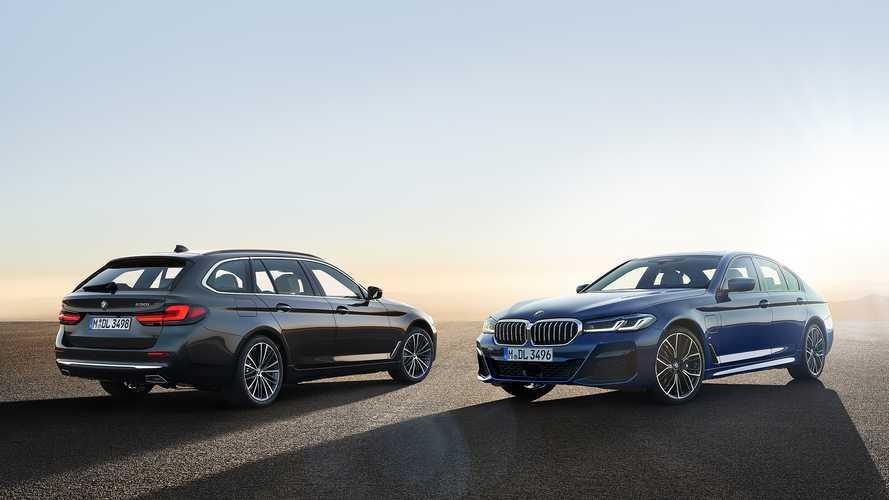2020 BMW 5 Serisi makyajlı yüzünü gösterdi