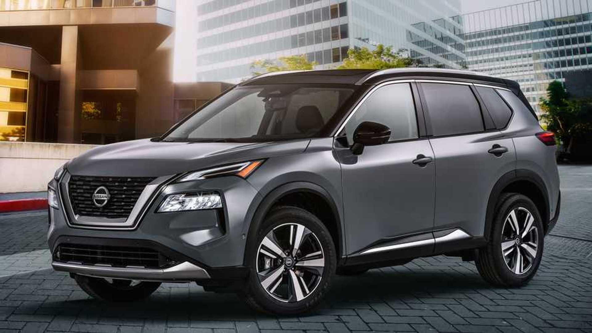 2021 Nissan Rogue Redesign Emphasizes Tech, Versatility