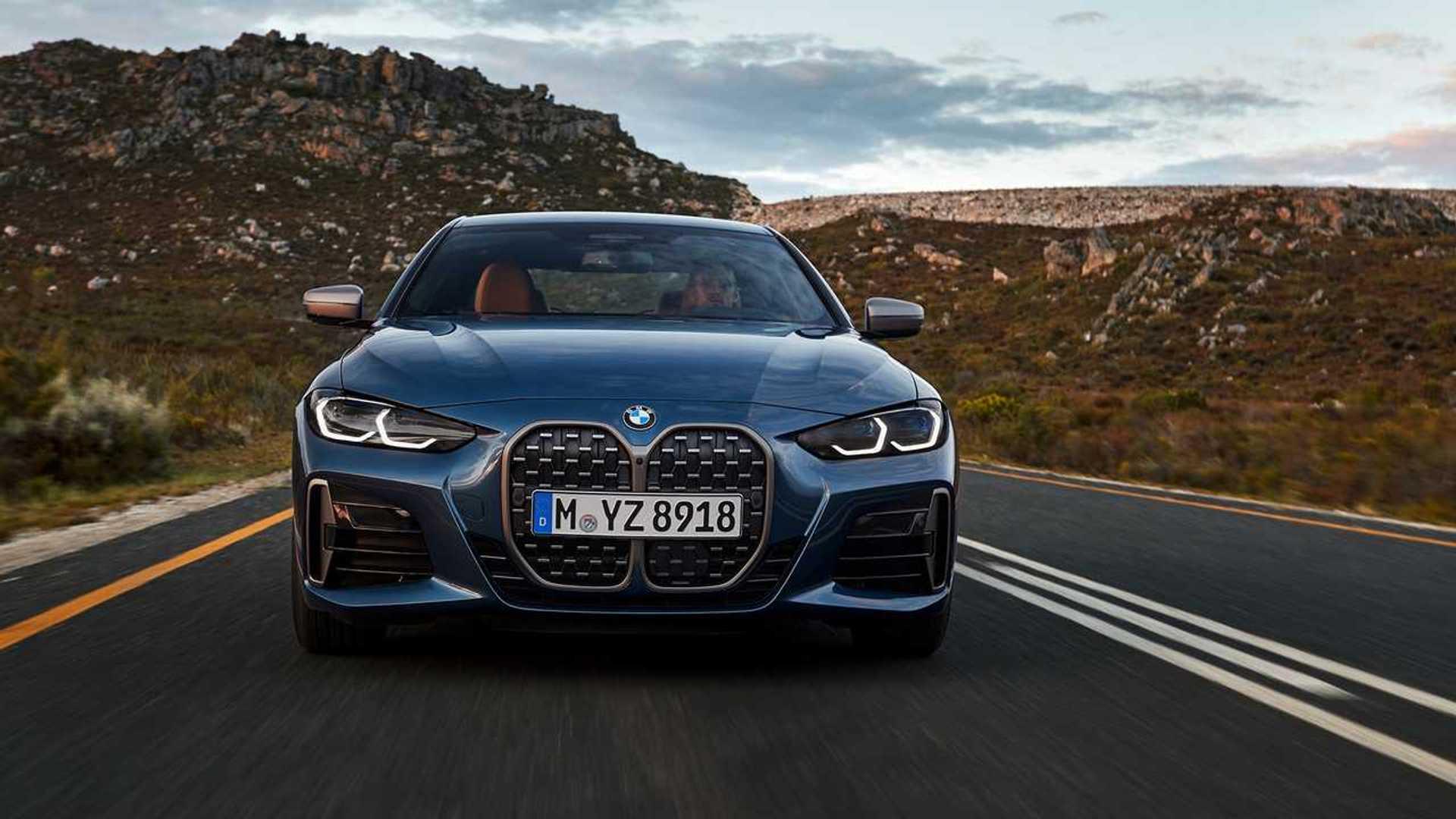 BMW 4 Serisi'nin devasa ızgarası, diğer modellere sıçramayacak
