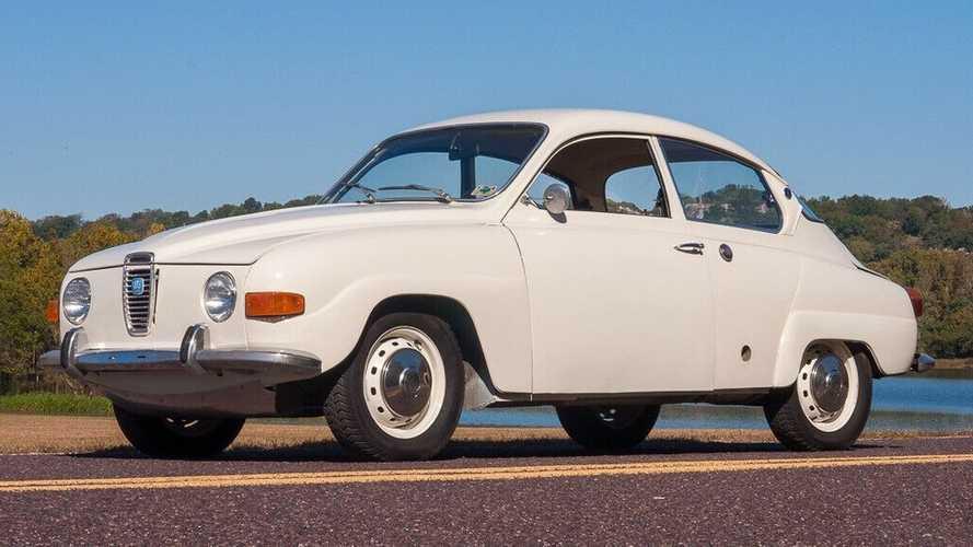 На eBay выставили электрический Saab за 135 тысяч рублей