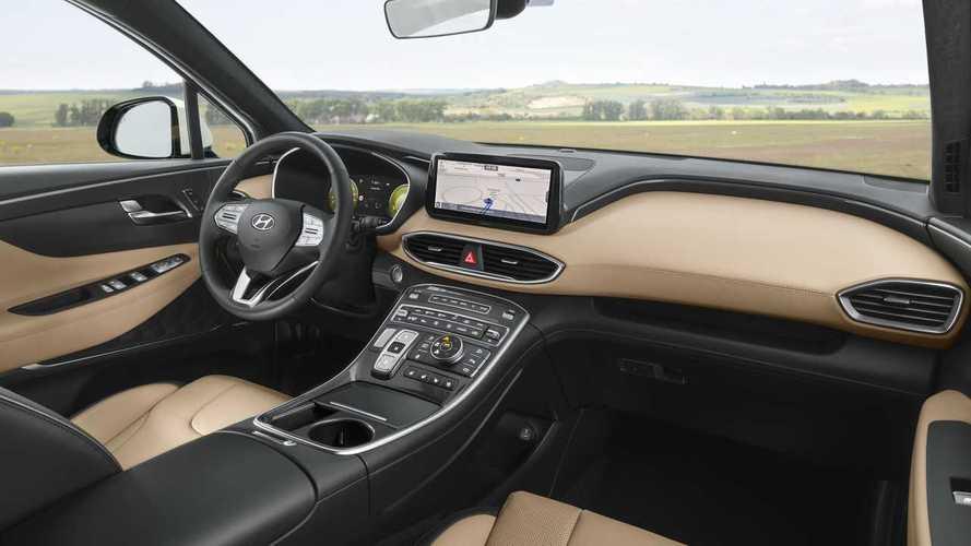 Hyundai Santa Fe: con la nuova piattaforma è anche ibrida e plug-in