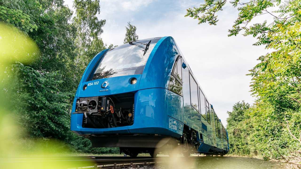 Alstom e Snam per il treno a idrogeno in Italia