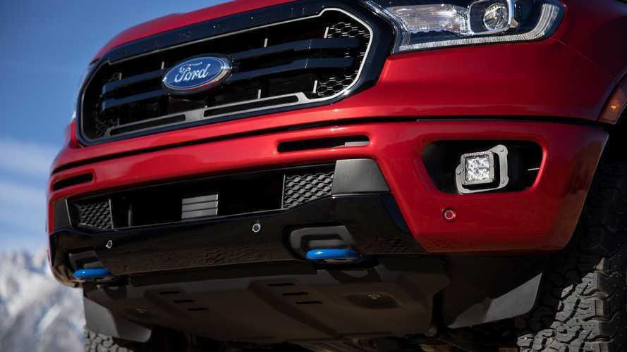 Ford'a göre yeni Ranger'ın kendisine has bir avantajı var