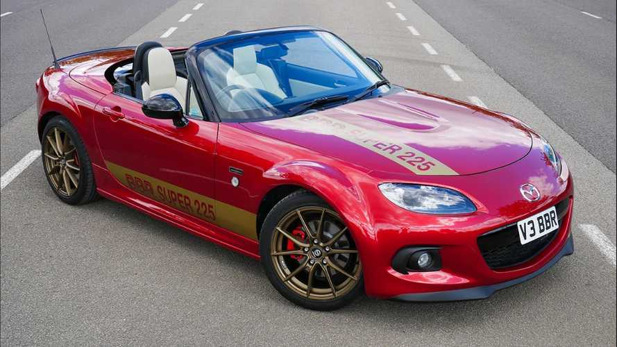 Mazda MX-5, BBR presenta il tuning da 225 CV per le vecchie generazioni