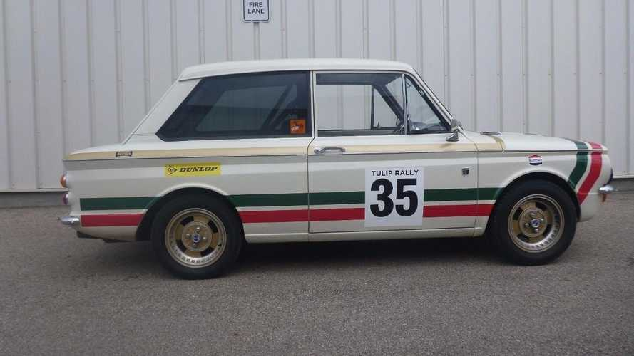 Go historic rallying for less with this Sunbeam Imp