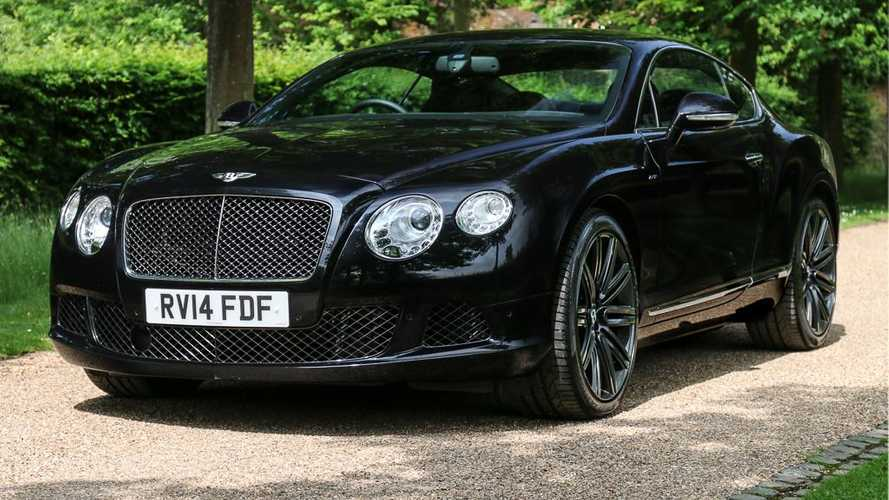 Sir Elton John's 2014 Bentley Continental to be sold at auction