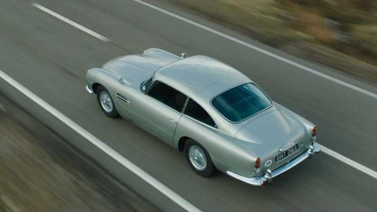 Lego Bond Aston Martin DB5 is on the way!
